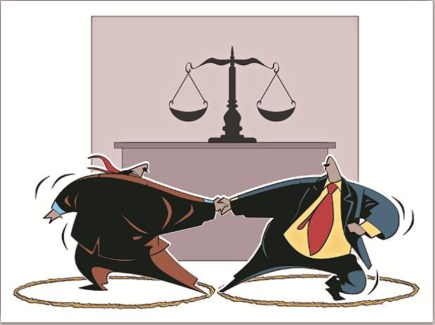 Enforcement of litigant's rights issues